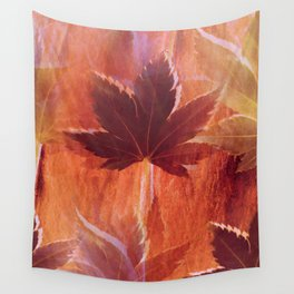 Maple Dream Wall Tapestry
