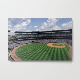 The Ted Metal Print