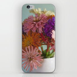 Asters iPhone Skin