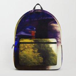 A small bridge Backpack