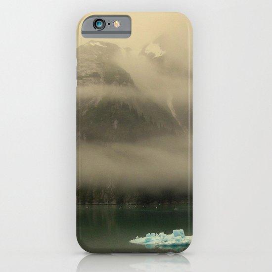 Icebergs in Alaska iPhone & iPod Case
