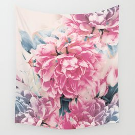 beautiful flowers Wall Tapestry