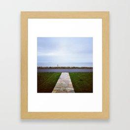 Bay Ridge Framed Art Print