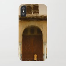 Stories in Water iPhone X Slim Case