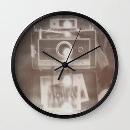 landcamera Wall Clock
