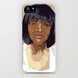 Cicely Tyson iPhone Case