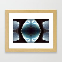 jindy drive Framed Art Print
