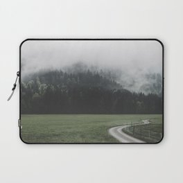 road - Landscape Photography Laptop Sleeve