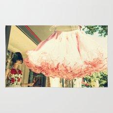 Crinoline Skirt  Rug
