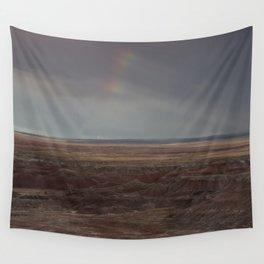 Desert Rainbow Wall Tapestry