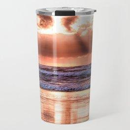 Northern California Sunset - Nature Photography Travel Mug