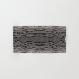 Crashing Waves - Diffuse Muted Ocean Abstract Nature Hand & Bath Towel
