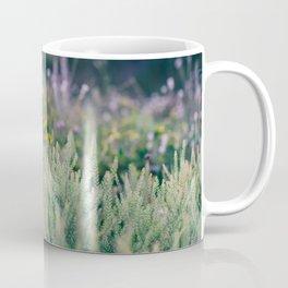 Purple meadow Coffee Mug