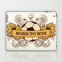 Born to Win Laptop & iPad Skin