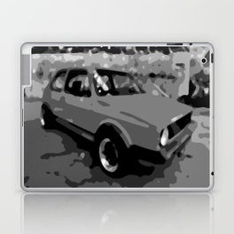Mk1 Golf Cars Pop Art Laptop & iPad Skin