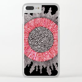Transmissions Clear iPhone Case
