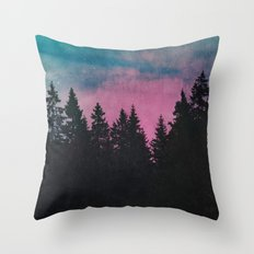 Breathe This Air Throw Pillow