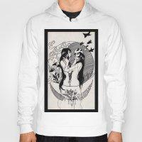 yin yang Hoodies featuring Yin Yang by Reverie Yang