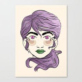 Illus Canvas Print