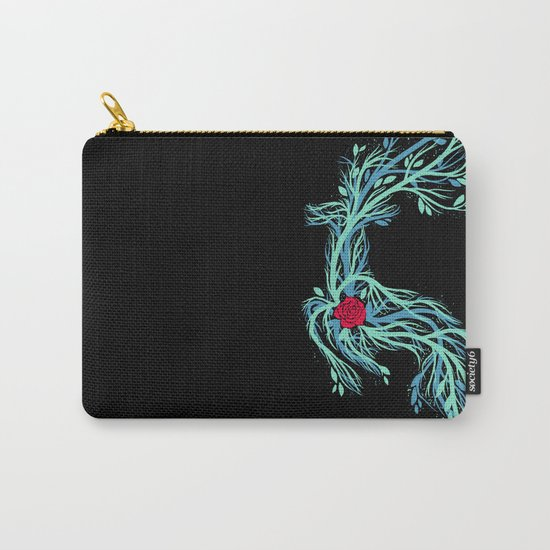 Spirit Vines Carry-All Pouch