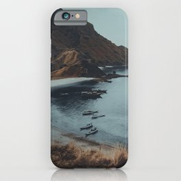 Magical Padar Island, Komodo National Park Indonesia iPhone Case
