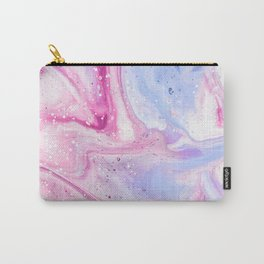 UNICORN MARBLE Carry-All Pouch