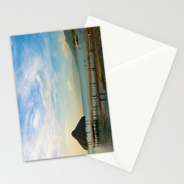 Travel Photography : Ocoa Beach in Dominican Republic Stationery Cards
