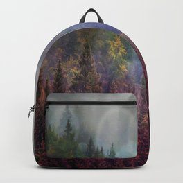 Four Seasons Forest Backpack