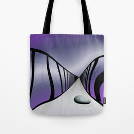 sometimes the way is difficult -2- Tote Bag