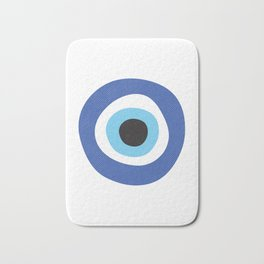 Evi Eye Symbol Bath Mat