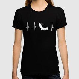 Caterpillar EKG T-shirt