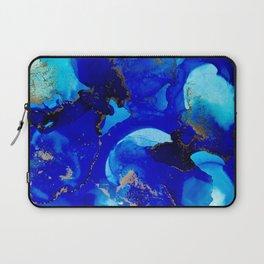 Deep Blue Laptop Sleeve