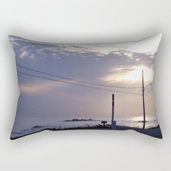 Sun on a Stick Rectangular Pillow