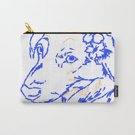Pretty girl Carry-All Pouch