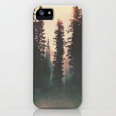 Smokey Forest Slim Case iPhone (5, 5s)
