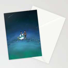The Legend of the Milky Way Stationery Cards