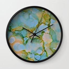 Lemonade & Juniper Wall Clock