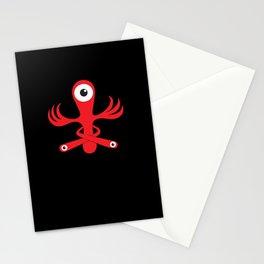 EYE CHERUBIUM  Stationery Cards