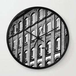 Berlin Lofts Wall Clock