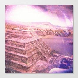 Mayan Apocalypse Canvas Print
