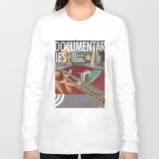 Vans and Color Magazine Customs Long Sleeve T-shirt