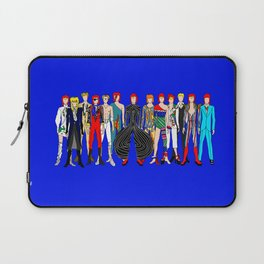 Blue Heroes Group Fashion Outfits Laptop Sleeve