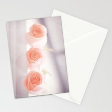 Roses by the letch Stationery Cards