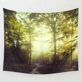 way of light Wall Tapestry