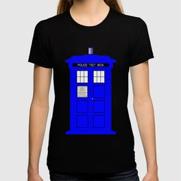 British Police Box T-shirt