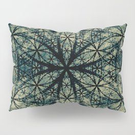 Sacred Geometry for your daily life -  ESOTERIC FLOWER OF LIFE Pillow Sham