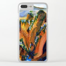 Faraway Place I Clear iPhone Case