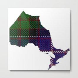 Ontario Metal Print