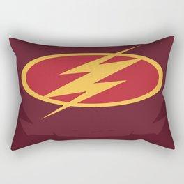 The Flash Logo Rectangular Pillow