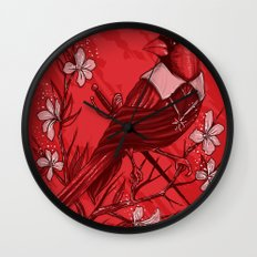 A Plot To Destroy The King Wall Clock